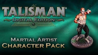 Talisman - Character Pack #14 - Martial Artist