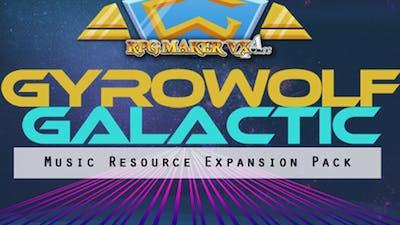 RPG Maker VX Ace: Gyrowolf's Galactic Music Pack