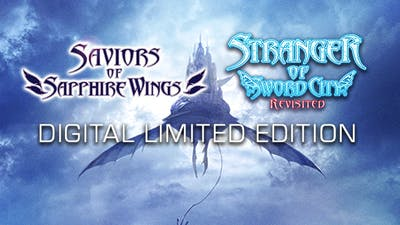 Saviors of Sapphire Wings / Stranger of Sword City Revisited Digital Limited Edition