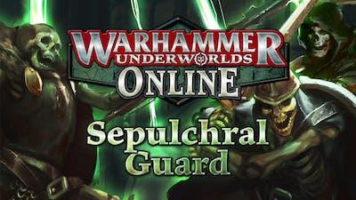 Warhammer Underworlds: Online - Warband: Sepulchral Guard - DLC