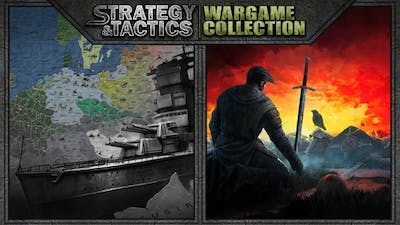 Strategy & Tactics: Wargame Collection