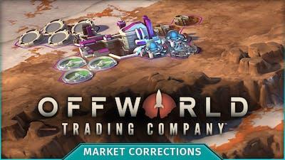 Offworld Trading Company - Market Corrections DLC