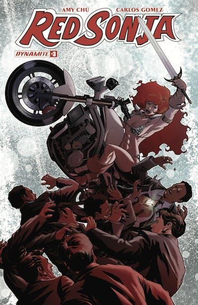 Red Sonja (Vol. 4) #3