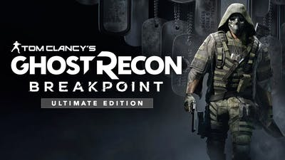 Tom Clancy's Ghost Recon Breakpoint - Ultimate Edition