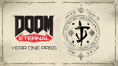 Doom Eternal Year One Pass Pc Bethesda Downloadable Content