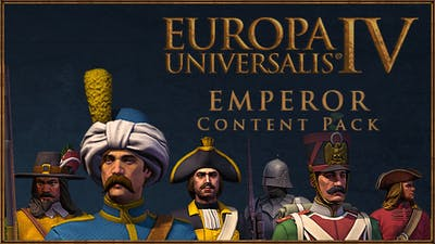 Europa Universalis IV: Emperor Content Pack - DLC