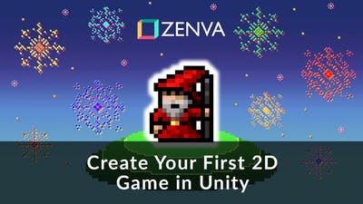 Create Your First 2D Game in Unity