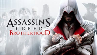Assassin S Creed Brotherhood Pc Uplay Game Fanatical