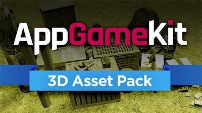 AppGameKit - 3D Asset Pack - DLC