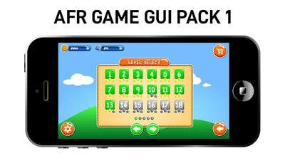 AFR Game GUI Pack 1