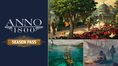 Anno 1800 - Year 1 Pass - DLC