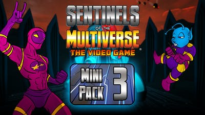 Sentinels of the Multiverse - Mini-Pack 3 - DLC