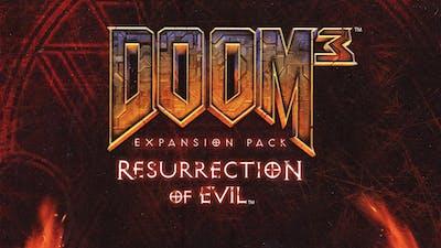 DOOM 3 Resurrection of Evil DLC