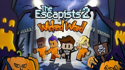 The Escapists 2 - Wicked Ward - DLC