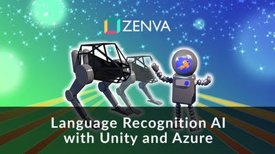 Language Recognition AI with Unity and Azure