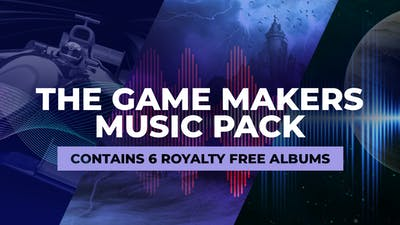 The Game Makers Music Pack