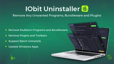 IOBIT Uninstaller 8 Pro