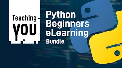 Python Beginners eLearning Bundle