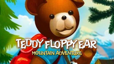 Teddy Floppy Ear - Mountain Adventure