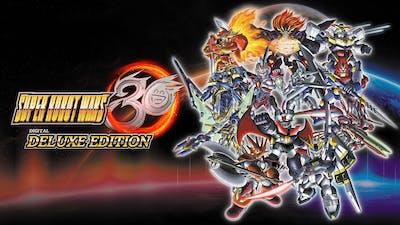 Super Robot Wars 30: Deluxe Edition