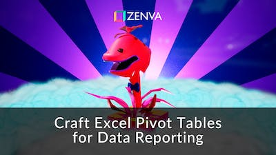 Craft Excel Pivot Tables for Data Reporting