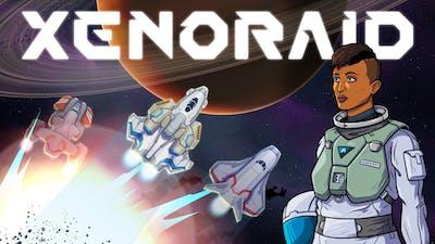 Xenoraid: The First Space War