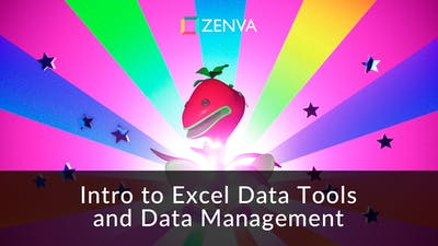 Intro to Excel Data Tools and Data Management