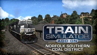 Train Simulator: Norfolk Southern Coal District Route Add-On