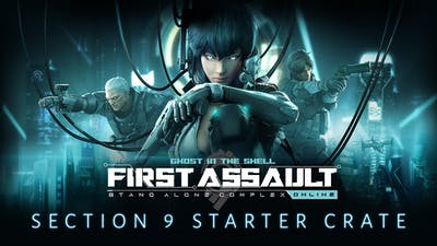 Ghost In The Shell Stand Alone Complex First Assault Online Section 9 Starter Crate Dlc Pc Steam Downloadable Content Fanatical