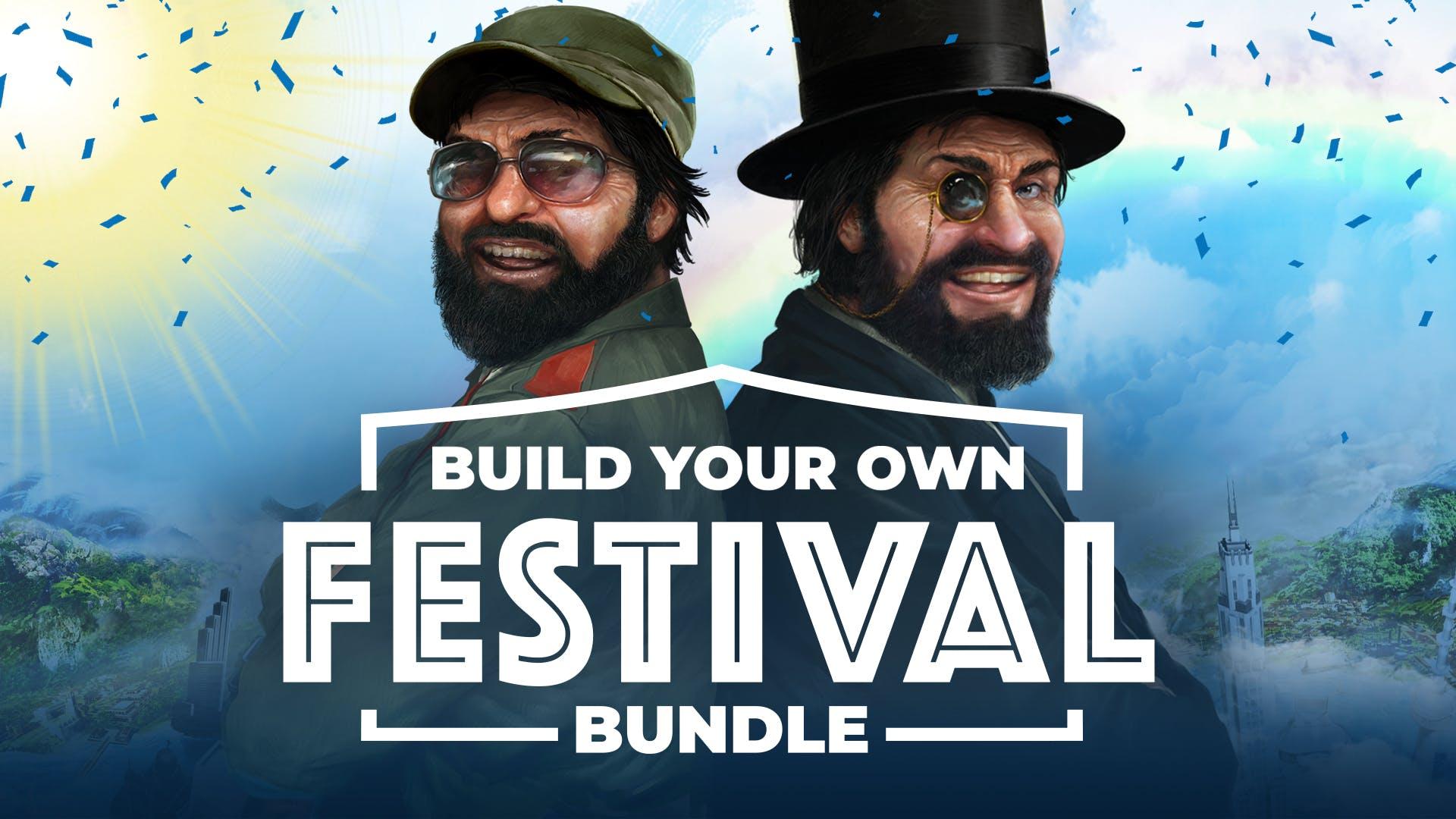 Build your own Festival Bundle