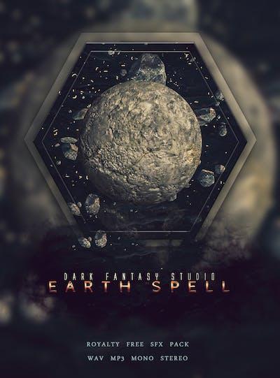 Earth Spell SFX Pack