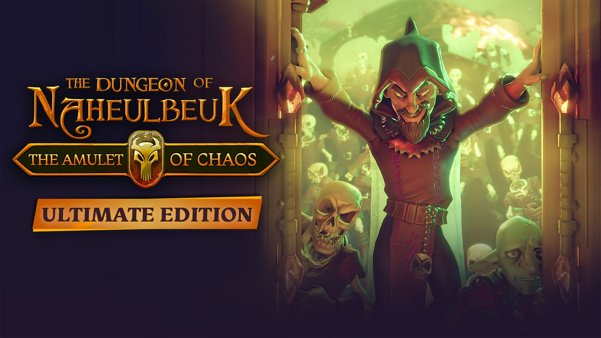 The Dungeon Of Naheulbeuk: The Amulet Of Chaos - Ultimate Edition