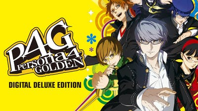 Persona 4 Golden - Digital Deluxe Edition
