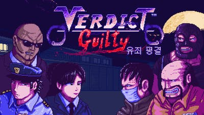 Verdict Guilty - 유죄 평결