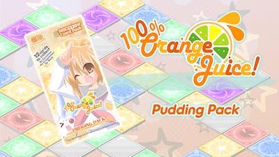 100% Orange Juice - Pudding Pack