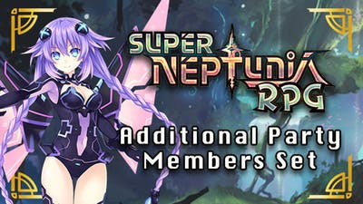 Super Neptunia RPG - Additional Party Members Set DLC