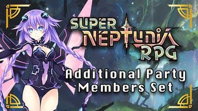 Super Neptunia RPG - Additional Party Members Set DLC