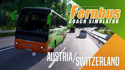 Fernbus Simulator - Austria/Switzerland - DLC
