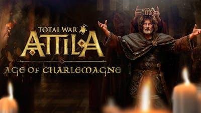 Total War: ATTILA - Age of Charlemagne Campaign Pack DLC