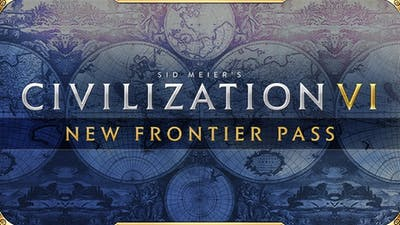 Sid Meier's Civilization VI - New Frontier Pass - DLC