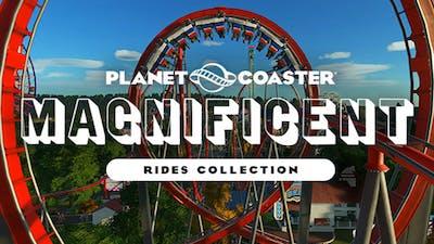 Planet Coaster - Magnificent Rides Collection - DLC