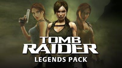 Tomb Raider Legends Pack