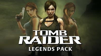 Tomb Raider Legends Pack
