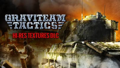 Graviteam Tactics: Hi-Res Textures DLC
