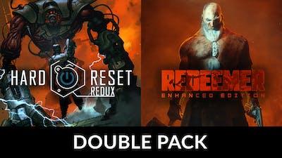 Hard Reset Redux + Redeemer Double Pack