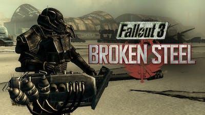 Fallout 3 - Broken Steel DLC