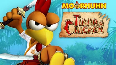 Moorhuhn: Tiger and Chicken