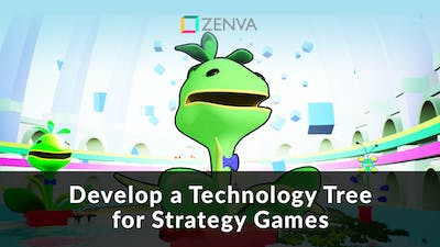 Develop a Technology Tree for Strategy Games