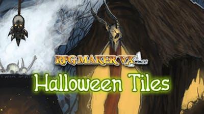 RPG Maker VX Ace: Halloween Tiles Resource Pack