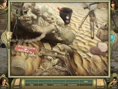 Escape The Lost Kingdom: The Forgotten Pharaoh | PC Steam Game
